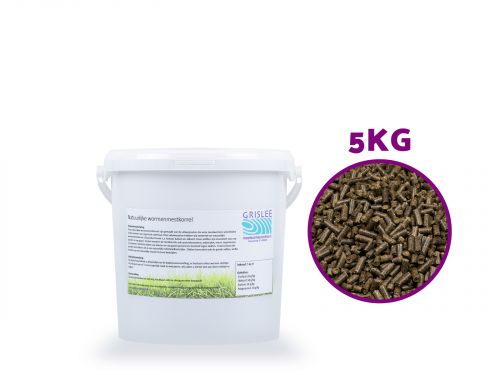 Natuurlijke wormenmestkorrel 5KG