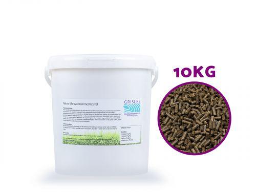 Natuurlijke wormenmestkorrel 10KG